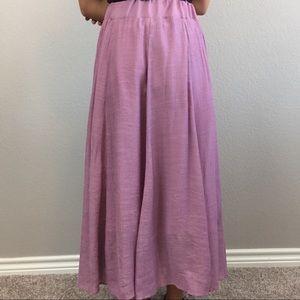 916477e291 Sacred Threads Skirts - Sacred Threads Purple Maxi Skirt